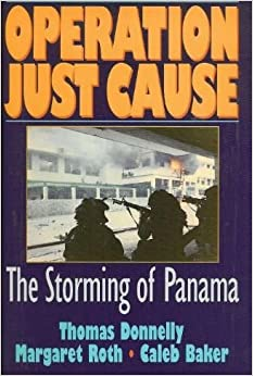 Amazon.com: Operation Just Cause: The Storming of Panama