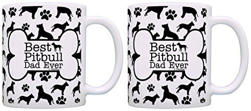 People Gifts Pitbull Pattern Coffee