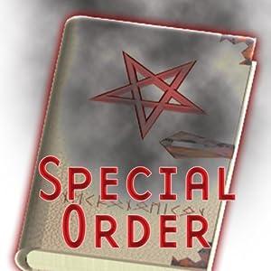 Special Order (Dramatized) Hörspiel