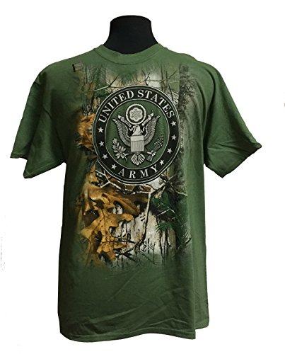 Realtree United States Army T-Shirt -xxxl (Joe Army T-shirt)