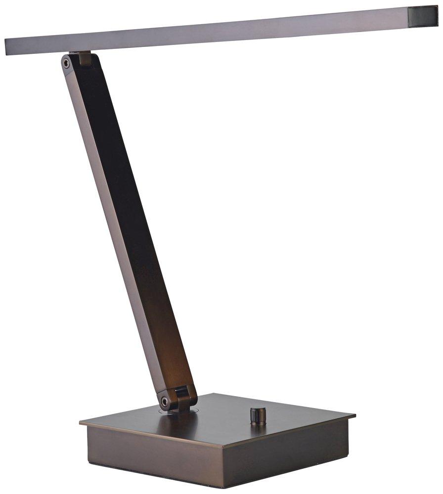 Access Lighting 72006LEDD-BRZ TaskWerx LED Linear Task Lamp, Bronze Finish by Access Lighting  ブロンズ B01DB02OWM