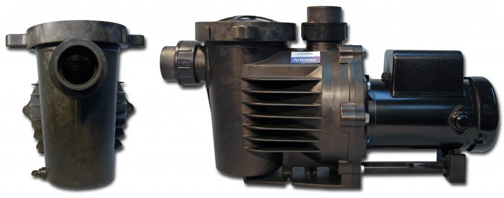 PerformancePro Artesian2 1/2 HP 7560GPH @ 8 Feet Head External Pond Pump w/cord A2-1/2-76-C by Artesian 2