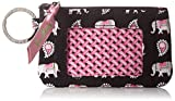 Vera Bradley Zip ID Card Case (pink elephants)