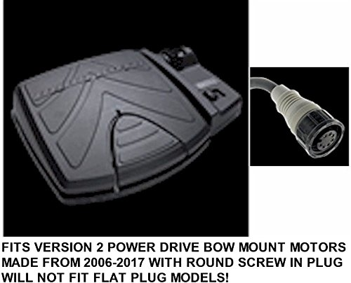 (1 - Minn Kota Powerdrive Foot Pedal Corded)