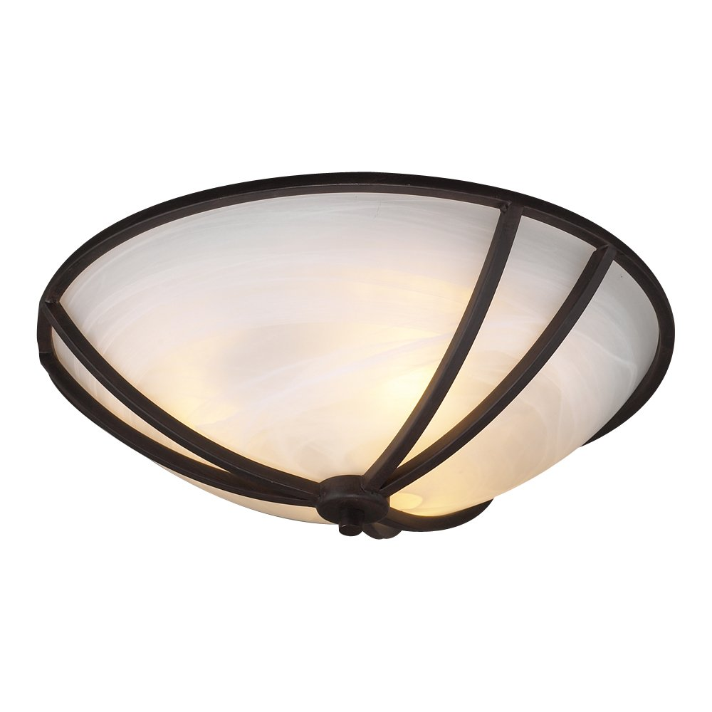 Plc Lighting 14863 Orb 3 Light Ceiling Highland Collection Close To Fixtures Com