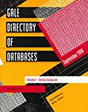 Gale Directory of Databases : 2000 Edition, , 0787622974