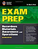 Hazardous Materials Awareness and Operations - Exam Prep, International Association of Fire Chiefs Staff and Ben Hirst, 0763758388