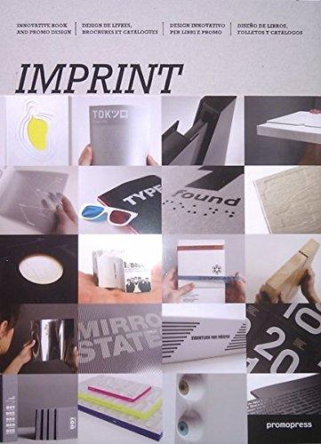 Imprint: Design de livres, brochures et catalogues