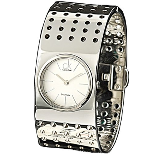 Calvin Klein Ladies Trust Analog Dress Quartz SWISS Watch (Imported) K8324120