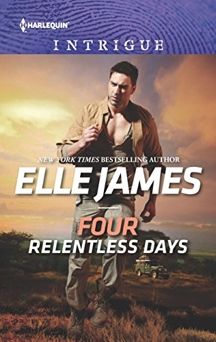 Book Cover Of Four Relentless Days