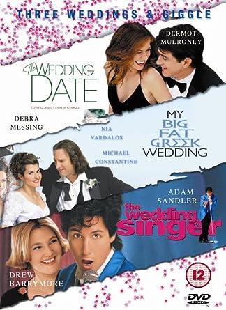 Movies Like The Wedding Date | Amazon Com The Wedding Date My Big Fat Greek Wedding The Wedding