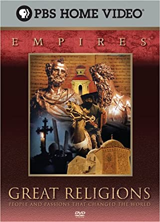 Amazoncom Empires Great Religions People And Passions That - Top ten religions in world
