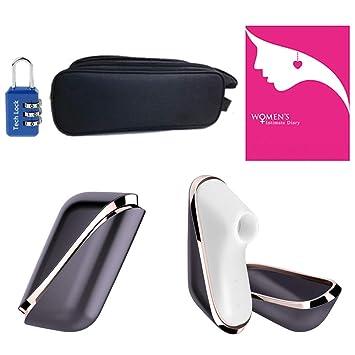 Amazon.com: Satisfyer Pro Traveler Wave Massager - Incluye ...