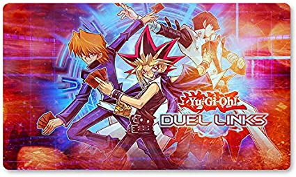 Alfombrilla de juego de mesa de Yugioh para juegos de mesa de 60 x 35 cm de Its TiMe 2 Duel – Juego de mesa de Yugioh Pokemon Magic The Gathering: Amazon.es: