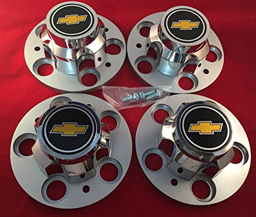 15x8 chevy rally wheels - 1