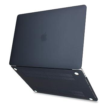 Batianda para 2018 2019 MacBook Air 13 Funda, Funda Dura para Nuevo MacBook Air 13.3 Pulgadas con Retina (A1932) Plástico Cubierta Ultra Delgado ...
