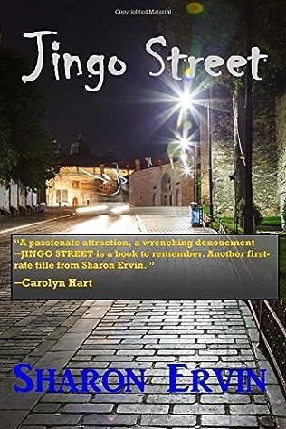 book cover of Jingo Street