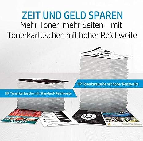 Hp 507x Ce400x Schwarz Original Toner Mit Hoher Reichweite Für Hp Laserjet Enterprise M551 Color M575 Pro 570 Bürobedarf Schreibwaren