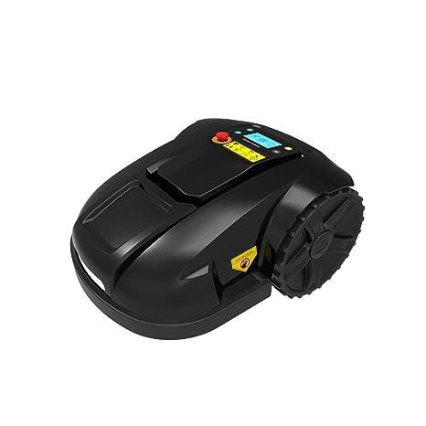 Ancaixin Robot Cortacéspedes Automática Eléctrico E1800 85 W Color ...