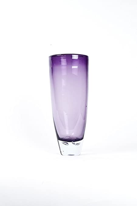 Amazon Home Decor Glass Vase Hand Blown Glass Art