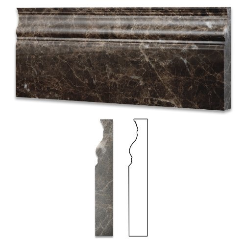 emperador-dark-marble-polished-5-x-12-baseboard-box-of-5-pcs-by-oracle-moldings