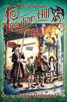 Book cover image for The Shop on Peculiar Hill