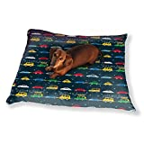 Travellers In The Night Dog Pillow Luxury Dog / Cat Pet Bed