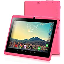 IRulu eXpro 3Tablet (x3) -x37, Google Android 6.0, Quad Core, HD 1024x 600, cámara dual, Wi-Fi, 1GB/8GB, 3d juego apoyado, 7inch Tablet con gms Certificado
