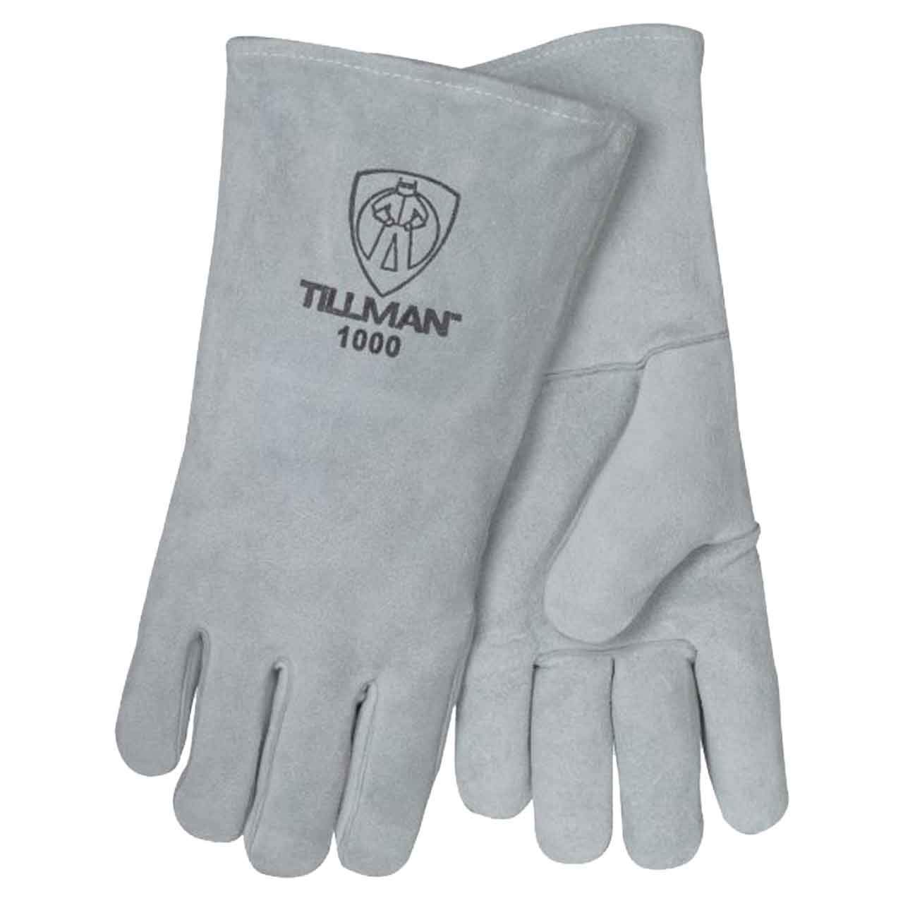 Steiner 2119C-XS Kevlar Side Split Cowhide Leather Welding Gloves Extra Small