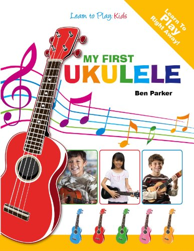 My First Ukulele Kids Learn ebook product image