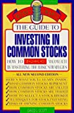 The Guide to Investing in Common Stocks, David L. Scott, 1564407322