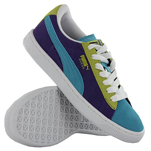 Puma Suede Multi Youths Trainers Multi