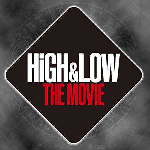 HiGH&LOW THE MOVIE ハンドタオル(ロゴ)の商品画像
