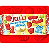 Jell-O Jigglers Happy Birthday Mold (Happy Birthday)