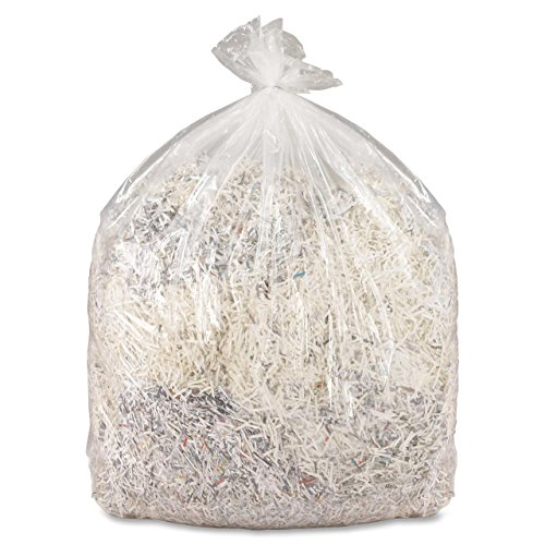 MBM DESTROYIT 914 HIGHEST QUALITY SHREDDER BAGS FOR USE IN THE MBM 4104 AND 4105 STRIP CUT SHREDDERS (W x H): 36'' x 75'' by MBM