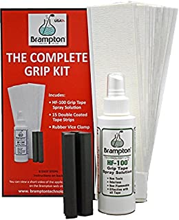 Amazon.com : Golf Grip Kit (Deluxe Grip Kit: Hook Blade, 15 ...