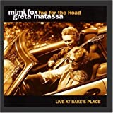 Two For The Road by Mimi Fox/Greta Matassa (2003-07-29)