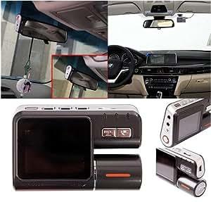 288p 240p dual lens dashboard car dvr dash cam. Black Bedroom Furniture Sets. Home Design Ideas