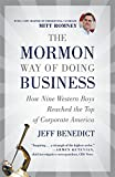 download ebook the mormon way of doing business: how nine western boys reached the top of corporate america pdf epub