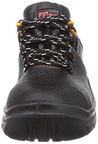MTS Sicherheitsschuhe Speed S3 7103, Chaussures de Sécurité Mixte Adulte Noir (Schwarz)