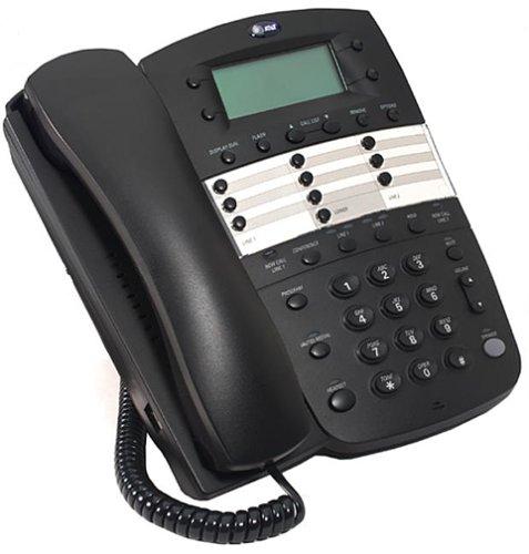 AT&T 972 2-Line Speakerphone with Caller ID (Espresso)