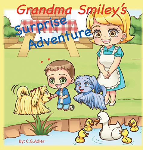 Grandma Smiley's Surprise Adventure: Grandma Smiley takes her grandchildren and their magical puppy playmates on an adventure to Melody Park. Fun, ... 21 colorful illustrations. (My Magic - Muffin Magic