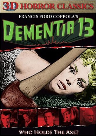 Francis Ford Coppola's: Dementia 13 (Anaglyph 3D/DVD Combo) ()