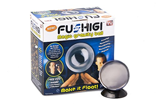 Fushigi Ball Gravity Ball Boxed (Ball Floating)