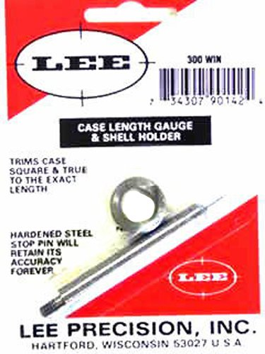 LEE PRECISION 300 Win Mag Gauge/Holder -