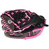 Franklin Sports Fastpitch Pro Series Softball Gloves – Right or Left Hand Throw – Adult and Youth Sizes – 11in, 11.5in, 12in, 12.5in and 13in Size Mitts