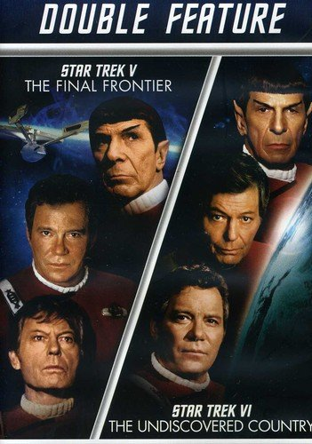 (Star Trek V: The Final Frontier / Star Trek VI: The Undiscovered Country)