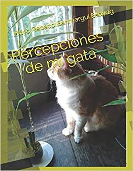Amazon.com: Percepciones de mi gata (Spanish Edition) (9781549534324): Maya Rebeca Benmergui Esayag: Books