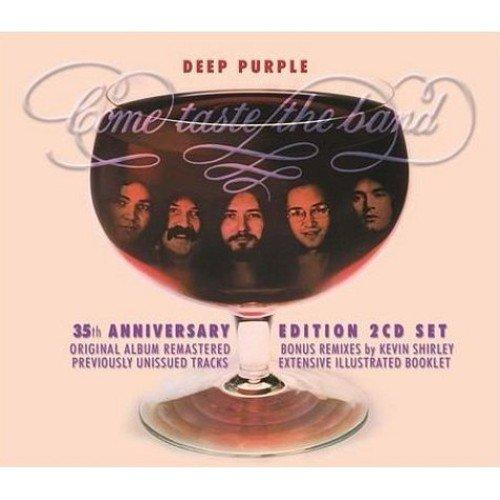 Deep Purple: Come Taste the Band (35th Anniversary Edition 2 CD Set) (Audio CD)
