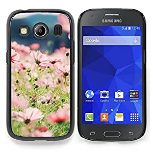 Stuss Case / Funda Carcasa protectora - Summer Flowers Field Floral Green Sun - Samsung Galaxy Ace Style LTE/ G357